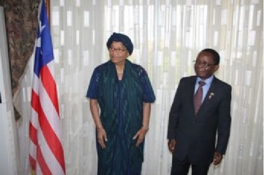 Guinean Assembly Prexy Hails Pres. Sirleaf's Peace Efforts