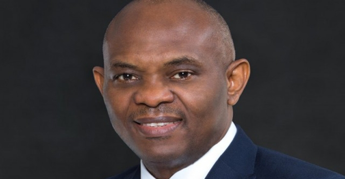 Mr. Tony Elumelu, founder, Tony Elumelu Foundation