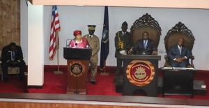 """Accounting For Our Stewardship"" – Pres. Sirleaf"