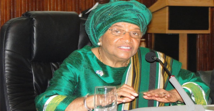 President Sirleaf Makes New Appointments in Government;  Subjected to Confirmation Where Applicable