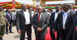 VP Boakai, Ghana's Akufo-Addo Hold Talks On Bilateral Ties