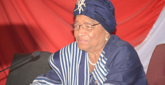 President Sirleaf Departs Liberia to Attend WB High Level Panel in Washington D.C…