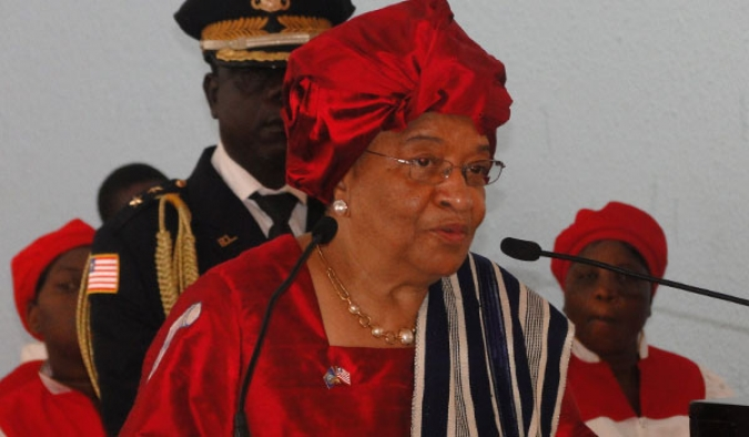 Pres. Sirleaf Makes New Appointments In Gov't